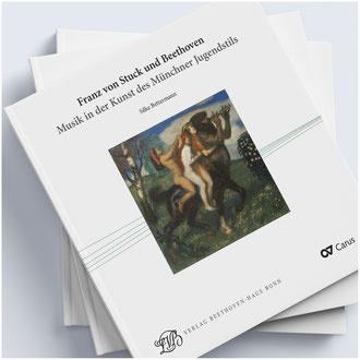 Franz von Stuck und Beethoven. Musik in der Kunst des Münchner Jugendstils, Silke Bettermann. Verlag Beethoven-Haus Bonn und Carus Verag