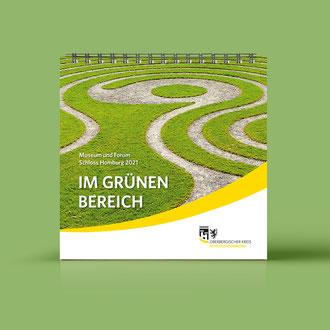 Tischkalender 2021 Museum und Forum Schloss Homburg