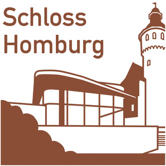 Autobahnschild Schloss Homburg