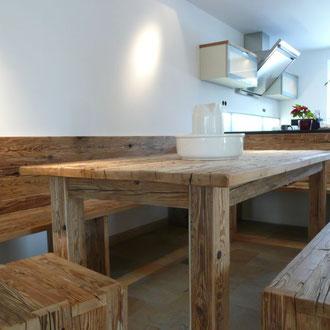 Fendt Holzgestaltung Altholzmöbel