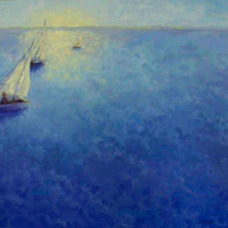 Sail Away, 30 x 30