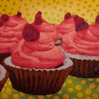 Cupcake Bliss, 36 x 36