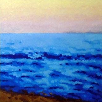 Impressionist Sunrise, 24 x 24