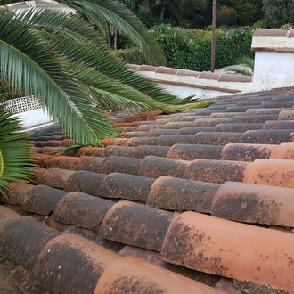 Roof reparations