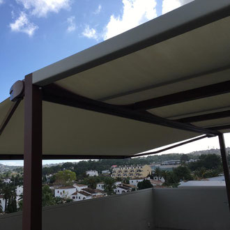 New awnings