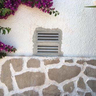 New ventilation holes