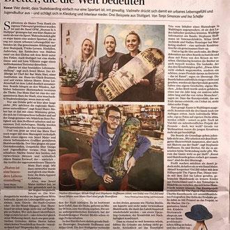 Stuttgarter Zeitung 12/16