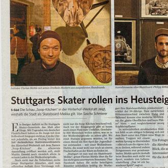 Stuttgarter Zeitung 11/15