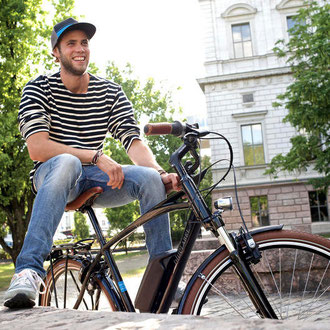 Riese & Müller Cruiser City Rücktritt City e-Bike 2019