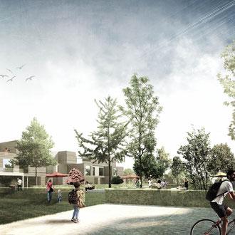 LaGa 2020 Leinefelde - architektur.KONTOR
