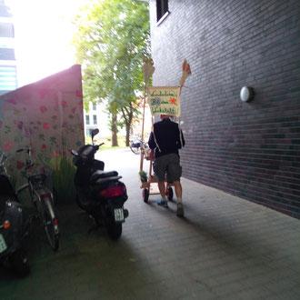 Wunderliche Blütenwerkstatt_07.07.2020_Dokumentation_Foto: Britta Frechen