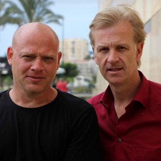 Amichai Shalev & Norbert Kron