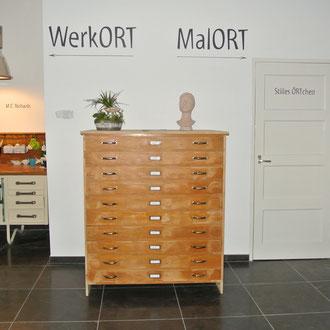Eingangsbereich Malort Werkort Malen Werken Viersen