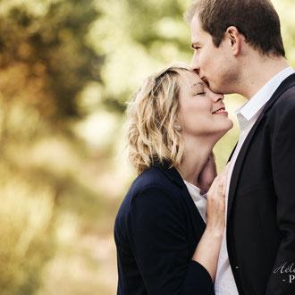 photo de couple en extérieur