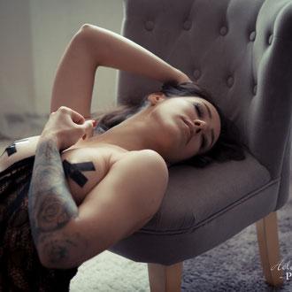photo boudoir sexy