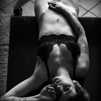 photo nu artistique boudoir