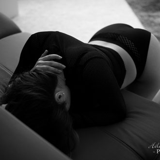 photo boudoir intimiste