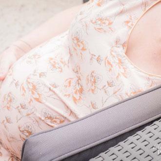 photo grossesse en extérieur