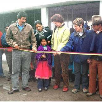 Equador  Comunità di Quizlac Chico