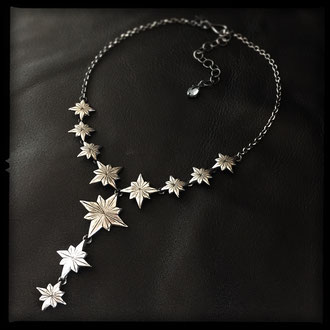 Starborn Necklace - Sterling Silver