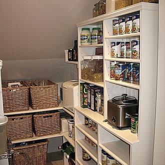 Useable, Pretty, Organized Pantry