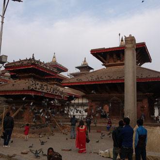 Nepalesische Tempel