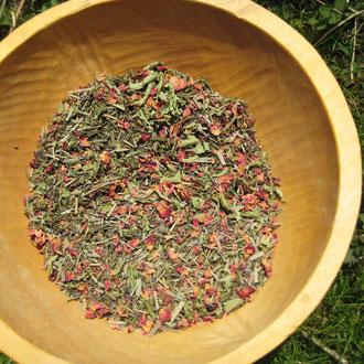 Kräuter, Tee & Teemischungen