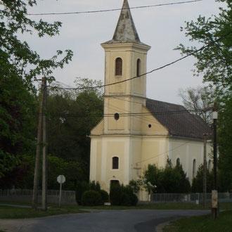 Kirche in Somogyszentpal