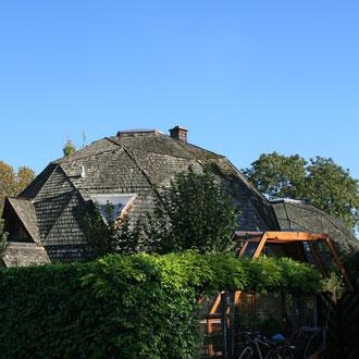Kugelhäuser im Neckauer Waldweg / Ecke Aufeldweg I