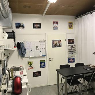 customgarage garage zürich illnau beratung gespraeche motorrad