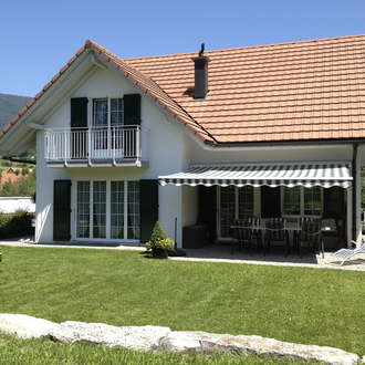 Einfamilienhaus in Solothurn