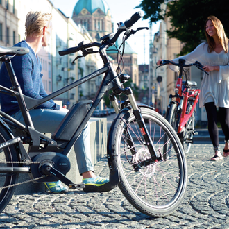 Riese & Müller e-motion e-Bike Welt Worms