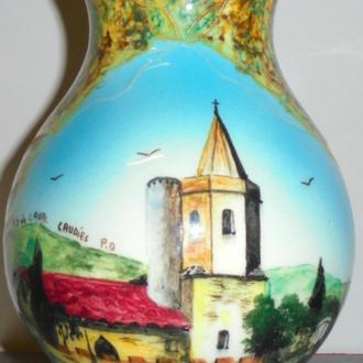 Vase céramique signé civan