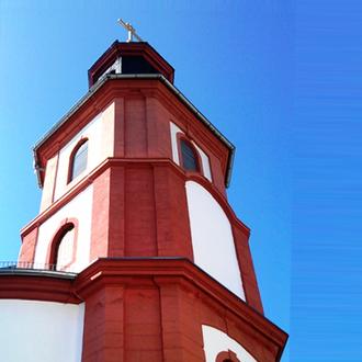 Russische Kirche / Reinhardskirche Bad Nauheim