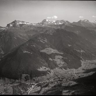 Flugaufnahme ca. 1940