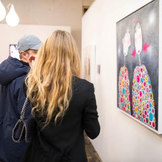 Artbox Galerie, Zürich Schweiz