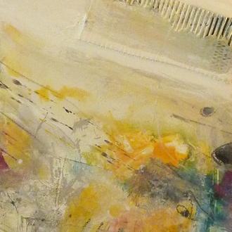 Das Schönste (1/2), 40x100, 2012
