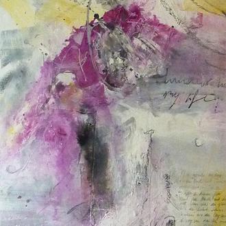 Das Schönste (1/1), 40x100 cm, 2012