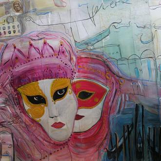 Venezia, 70x70, 2013
