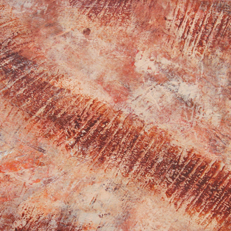 Fossil, 30x40, 2004, Acryl auf Leinwand