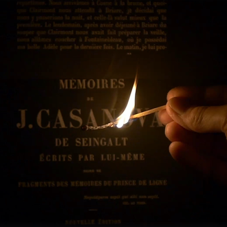 scénographie Eric Charbeau, Philippe Casaban.  Ultima casanova. Eric sanson. petit theatre Bordeaux.