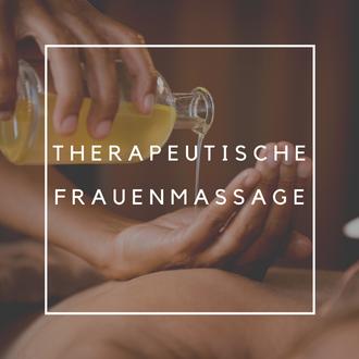 Therapeutische Frauenmassage