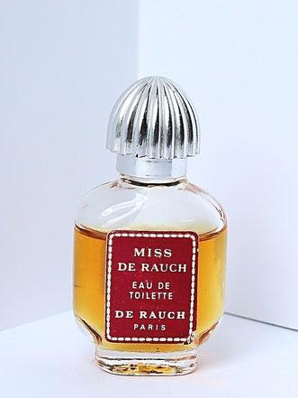 MADELEINE DE RAUCH - MISS DE RAUCH :  MINIATURE EAU DE TOILETTE