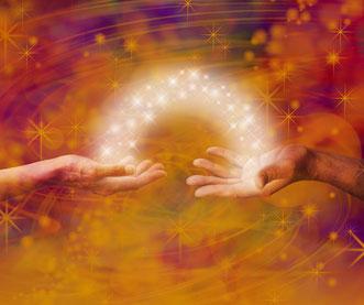 エネルギーは愛の架け橋…💛