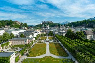Museumstadt Salzburg - 40 Minuten mit der Bahn