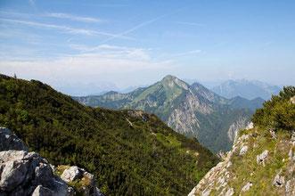 Die Chiemgauer Berge - nur 15 Minuten entfernt