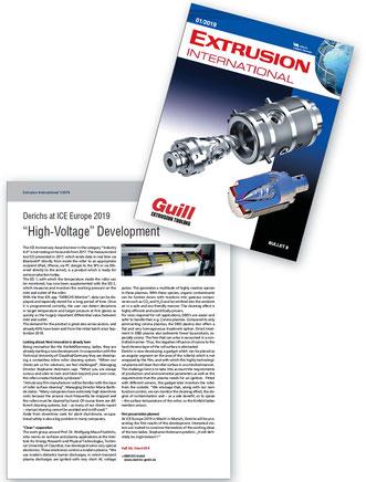 """""""High-Voltage"""" Development"""