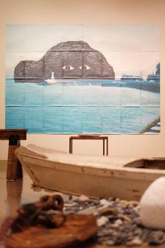 Kure municipal museum of art Takashi Miyata solo exhibition