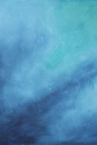 Nachtblau, Chinesische Tonerde, Türkis, Galerie und Atelier