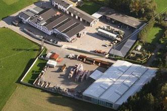Firmengelände von Obermair & Hackmair
